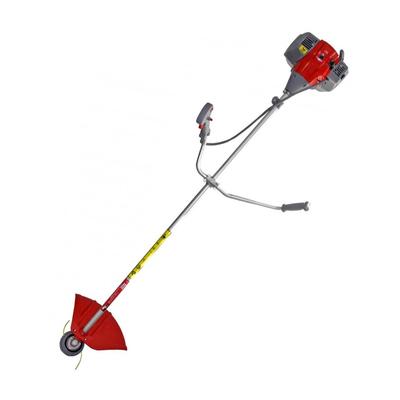 Триммер бензиновый RedVerg RD-GB243, 1.7 кВт/2.2 л.с., 42.7 см3, леска/нож 44/25.5 см - Фото 1