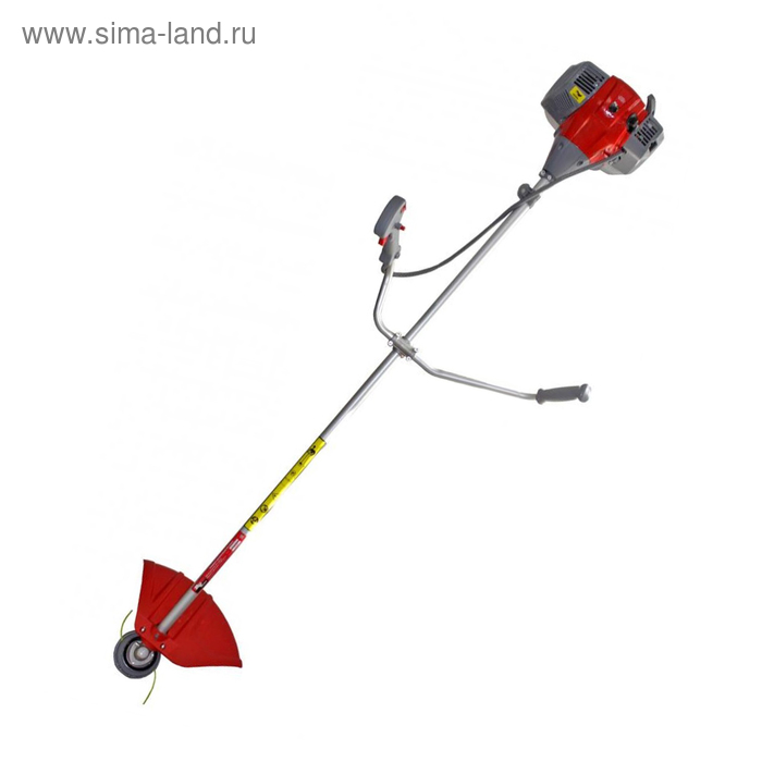 Триммер бензиновый RedVerg RD-GB243, 1.7 кВт/2.2 л.с., 42.7 см3, леска/нож 44/25.5 см