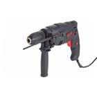 Дрель ударная RedVerg ID 500 S Basic, 500Вт, 2900 об/мин, БЗП 13мм, дерево/металл 25/13 мм