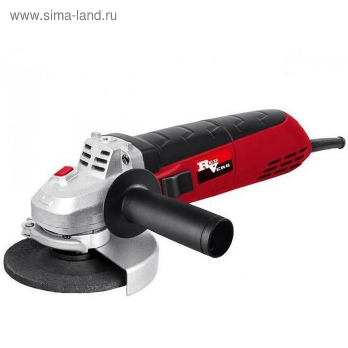 Угловая шлифмашина RedVerg RD-AG 73-115, 730 Вт, 115х22.2 мм, 12000 об/мин, М14, 2 м