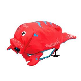 """Рюкзак для бассейна и пляжа """"Лобстер"""" цвет красный"""