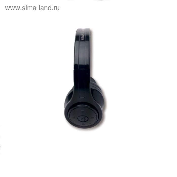Наушники Stenn SB-200N, Bluetooth, мониторные, черные