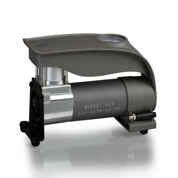 Компрессор автомобильный Berkut R14, 12 В., 8 атм, 40 л/мин