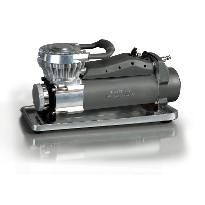 Компрессор автомобильный Berkut R24, 12 В., 14 атм, 98 л/мин