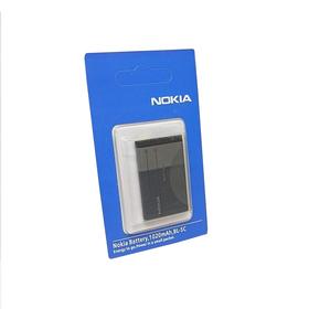 Аккумулятор NOKIA BL-5C, 1110/1600/6085/6230 N72/91 Ош