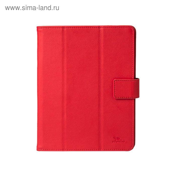 """Чехол RivaCase (3132), для планшетов 7"""", красный"""