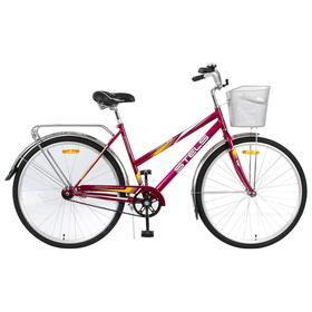 """Велосипед 28"""" Stels Navigator-300 Lady, Z010, цвет фиолетовый, размер 20"""""""