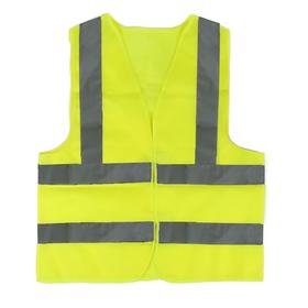Жилет текстильный Ж3, желтый, усиленный, XL Ош