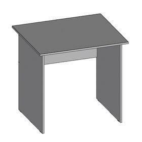 Стол рабочий С8.7(16), 800х680х750 мм, серый Ош
