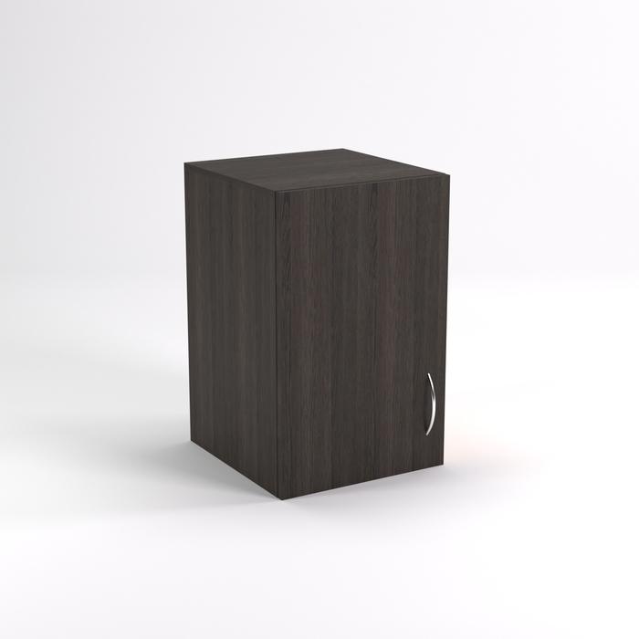 Антресоль однодверная НАШ-6, 383х380х600 мм, венге