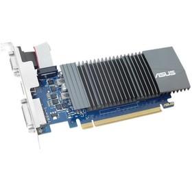 Видеокарта Asus GeForce GT 710 (GT710-SL-1GD5-BRK) 1G, 64bit, GDDR5, 902/5010, Ret