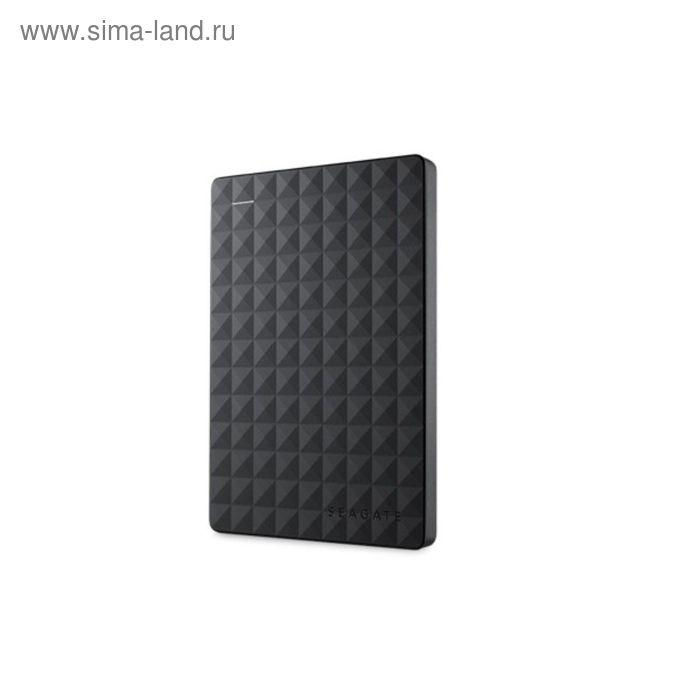 """Внешний жесткий диск Seagate USB 3.0 500 Гб STEA500400 Expansion 2.5"""", черный"""