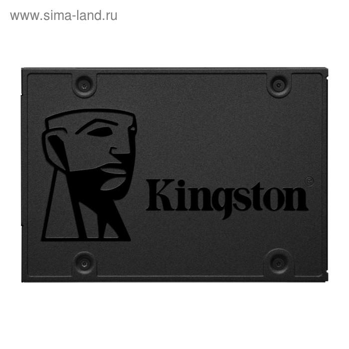 SSD накопитель Kingston A400 240Gb (SA400S37/240G) SATA-III