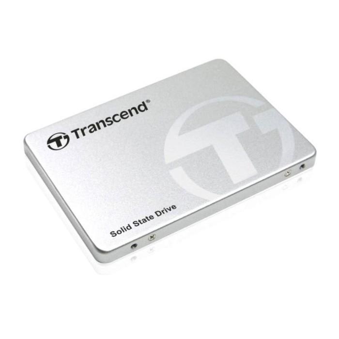 SSD накопитель Transcend 120Gb (TS120GSSD220S) SATA-III