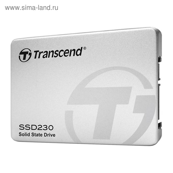 SSD накопитель Transcend 256Gb (TS256GSSD230S) SATA-III