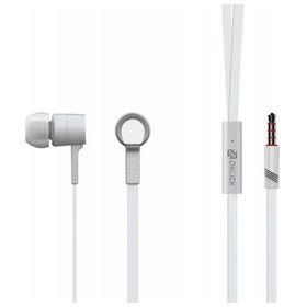 Наушники Oklick HP-S-220, вкладыши, в ушной раковине, провод 1.2 м, белые Ош