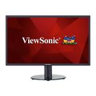 """Монитор ViewSonic VA2719SH 27"""", IPS, 1920x1080, 60Гц, 5мс, VGA, HDMI, чёрный"""
