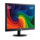 """Монитор AOC 23.6"""" Value Line M2470SWD2(00/01) черный MVA LED 16:9 DVI 250cd 1920x1080 D-Sub"""