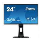 "Монитор Iiyama 23.6""  XB2481HS-B1 VA 6ms 16:9 DVI HDMI HAS Pivot  178/178 1920x1080 D-Sub"