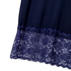Сорочка женская 132 цвет синий, р-р 44 вискоза - Фото 6