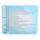 """Коврик для мыши Ritmix MPD-020, 220x180x1 мм, """"Hot keys"""""""