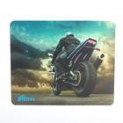 Коврик для мыши Ritmix MPD-020 Moto, 220x180x3 мм