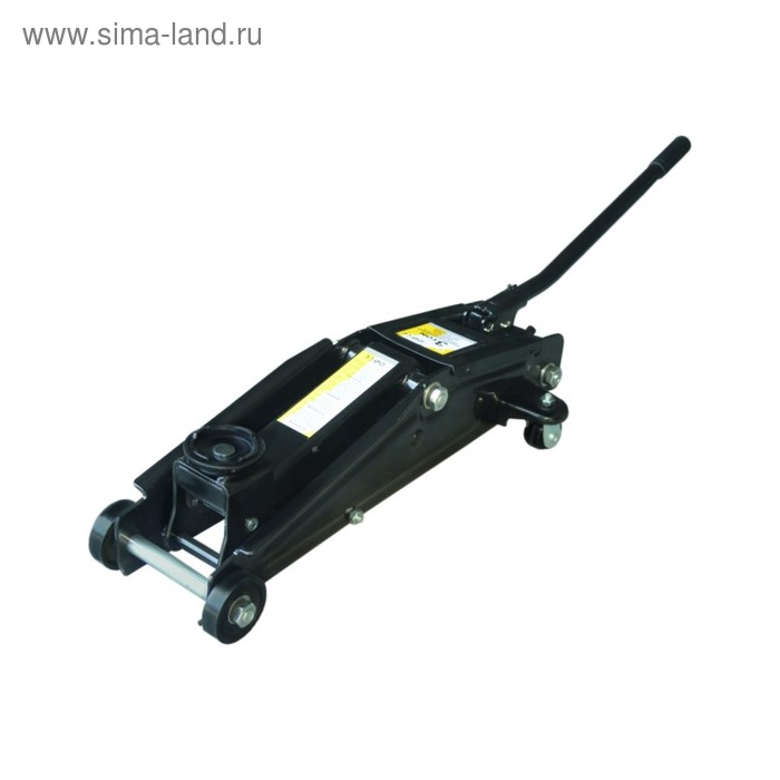 Домкрат WIEDERKRAFT WDK-82013, гидравлический подкатной, 3 т, 135-410 мм