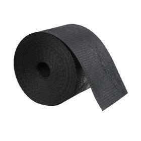Лента бордюрная, 0,1 × 10 м, толщина 1,2 мм, пластиковая, чёрная, Greengo Ош