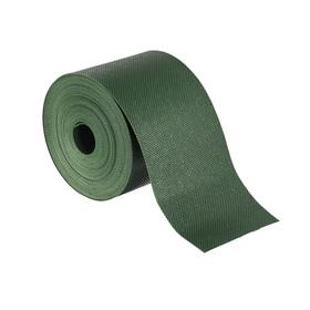 Лента бордюрная, 0.1 × 10 м, толщина 1.2 мм, пластиковая, зелёная, Greengo Ош