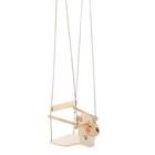 """Качели детские подвесные """"Барашек"""", деревянные, сиденье 30×30см"""
