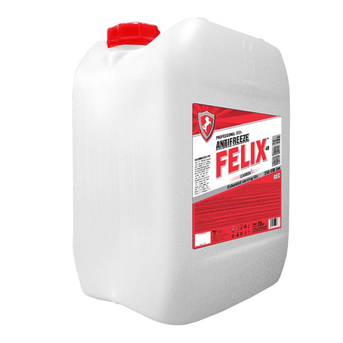 Антифриз FELIX Carbox, 20 кг