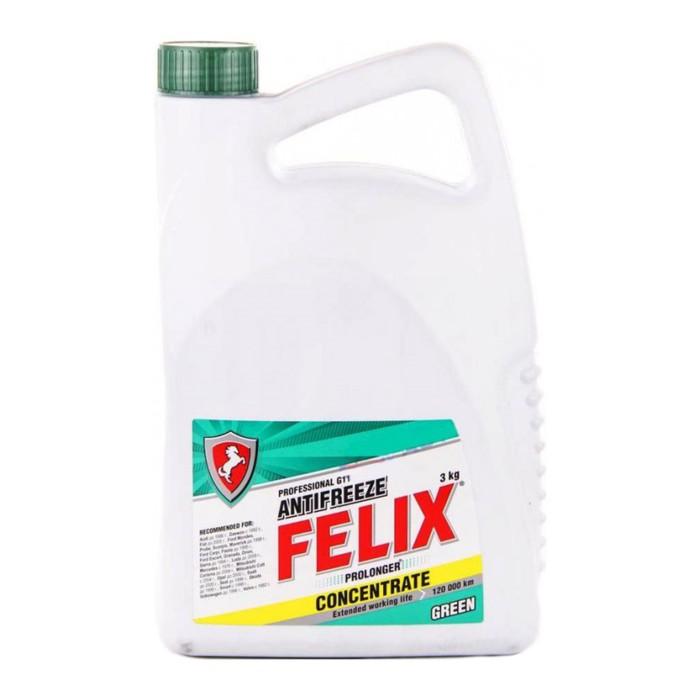 Антифриз FELIX Prolonger концентрат, 3 кг