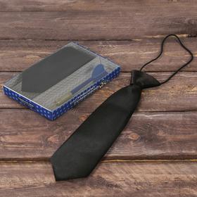 Подарочный набор: детский галстук и ручка-дротик 'Настоящему супергерою' Ош