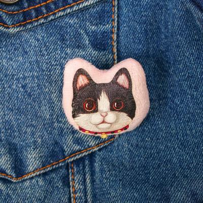 Значок «Котёнок»