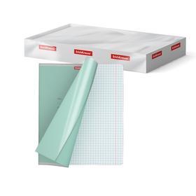 Обложка ПП 212 х 347 мм, 50 мкм, для тетрадей и дневников, матовая, в дисплее Ош