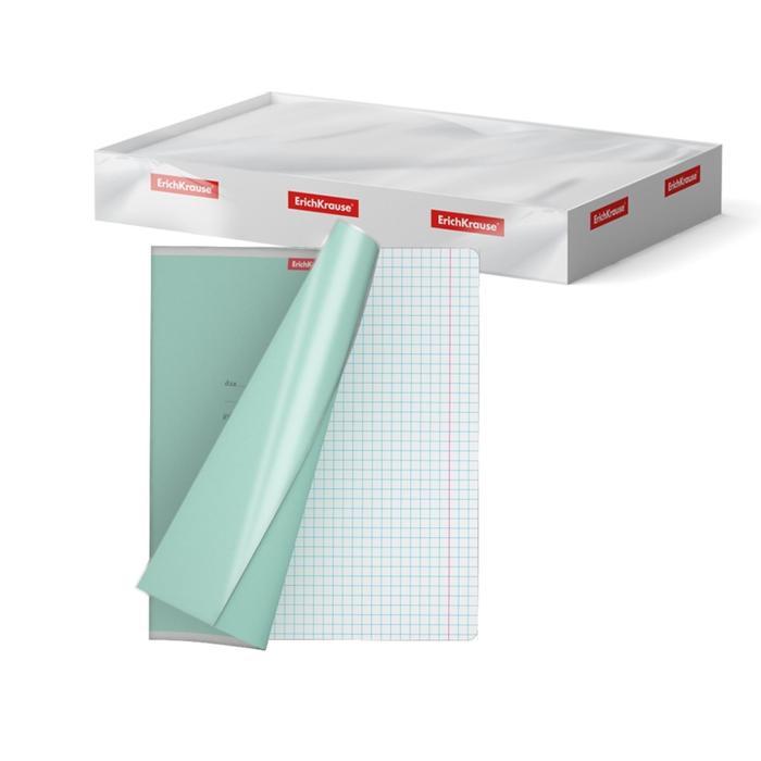 Обложка ПП 212 х 347 мм, 50 мкм, для тетрадей и дневников, матовая, в дисплее
