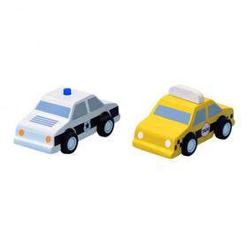 Набор машинок «Такси и полиция»