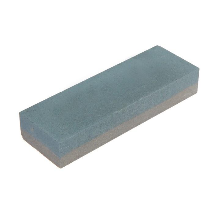 Брусок абразивный TUNDRA, Р120/240, 150 мм