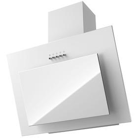 Вытяжка Kronasteel Freya 600 white PB, 550 кб.м/ч, 3 скорости, белый