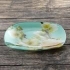 Тарелка десертная Доляна «Весенний вальс», d=20 см - Фото 2
