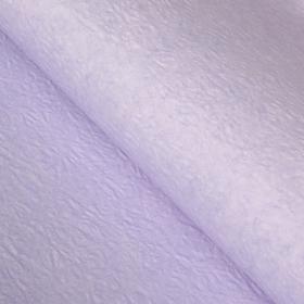 Бумага упаковочная рельефная, лавандовый, 64 х 64 см Ош
