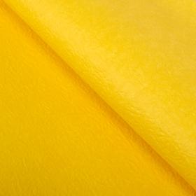Бумага упаковочная рельефная, лимонный, 64 х 64 см Ош