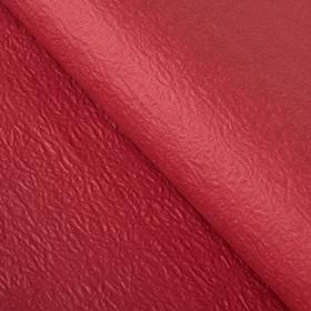 Бумага упаковочная рельефная, бордовый, 64 х 64 см Ош
