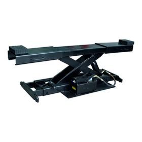 Траверса WIEDERKRAFT WDK-80020, гидравлическая, 2т, 220-470 мм, ширина роликов 889-1150 мм Ош