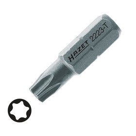 HAZET 2223-T9 Бита Torx, L=25мм, привод 6,3-1,4''