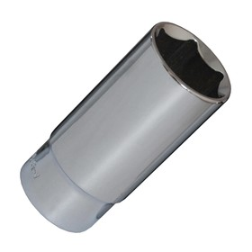 "Головка торцевая Bovidix 5050112, 1/2"", 19 мм, 6 граней, Cr-V"