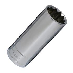 "Головка торцевая Bovidix 5050315, 1/2"", 22 мм, 12 граней, Cr-V"