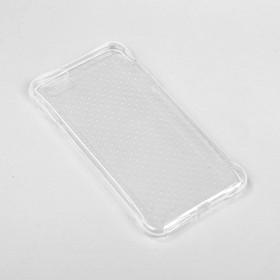 Противоударный чехол LuazON для iPhone 6 Plus, 5,5', прозрачный, тонкий Ош