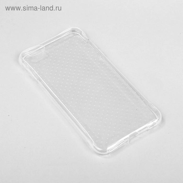 """Противоударный чехол LuazON для iPhone 6 Plus, 5,5"""", прозрачный, тонкий"""