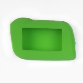 Чехол брелока силиконовый для Starline модель, А93, А63, цвет МИКС Ош